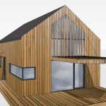 Moderní dřevostavba Tišnov