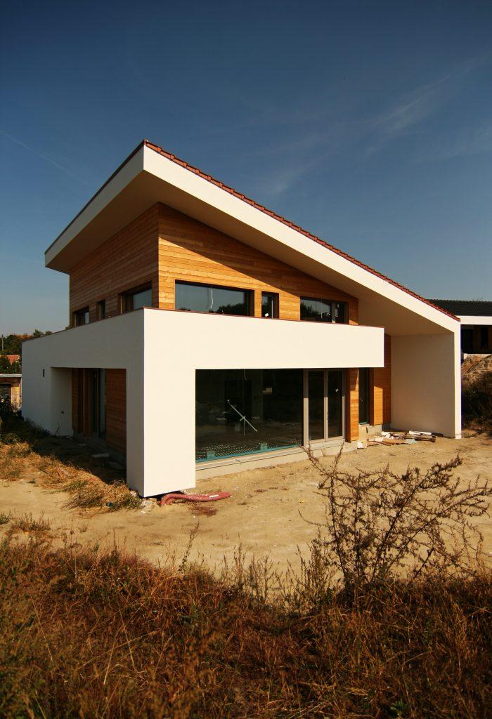 Pasivní dům Valtice