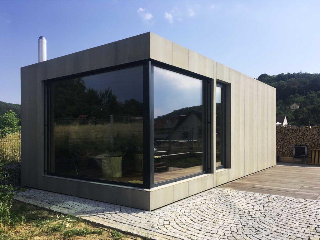 Modulární domek – Brno